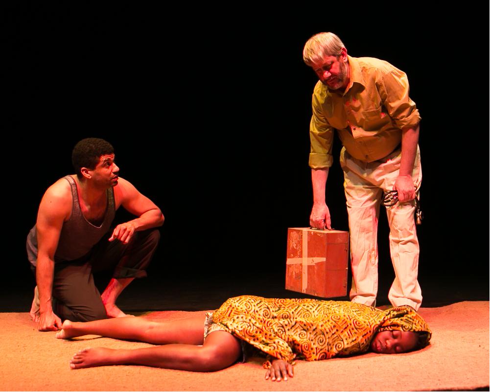 The Faithful Servant (photo: Shelly Higgs/The Street Theatre)