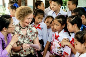 On 2nd October 2013, Lao PDR became the first Asian country to begin a HPV demonstration project with GAVI support. The country also launched pneumococcal vaccine nationwide at the same time.