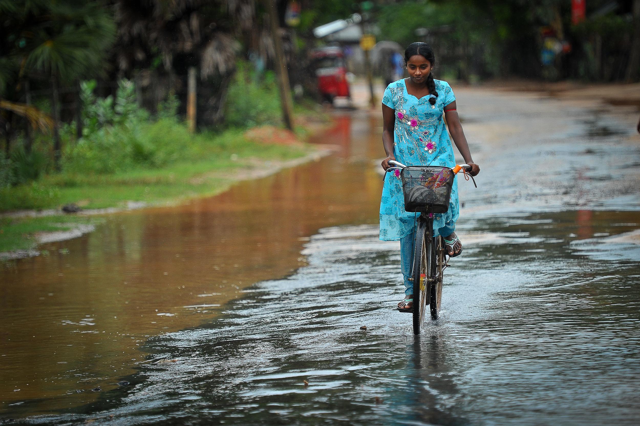 The Asia Foundation Sri Lanka 2012