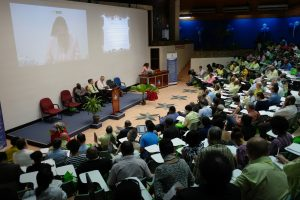 Betty Lovai at 2016 PNG Update