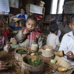 How to maintain momentum on nutrition and early childhood development