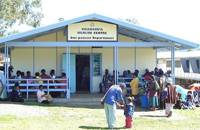 Targeting maternal mortality in PNG