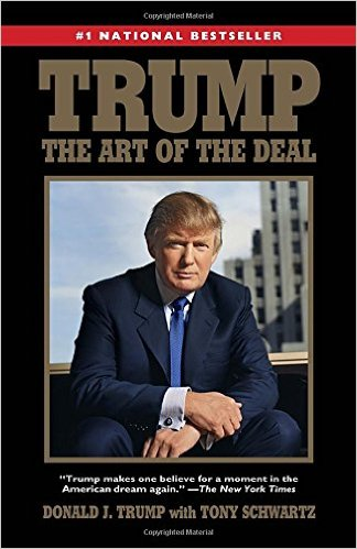 Trump: The Art of the Deal book cover