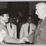 Menzies and Sukarno, December 1959