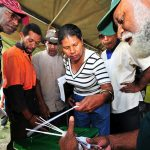 Papua New Guinea stumbles to an election