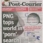 Does PNG rank highly for Internet porn searches?