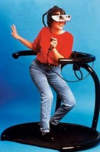 VR in the 1990s (source: Pinterest)