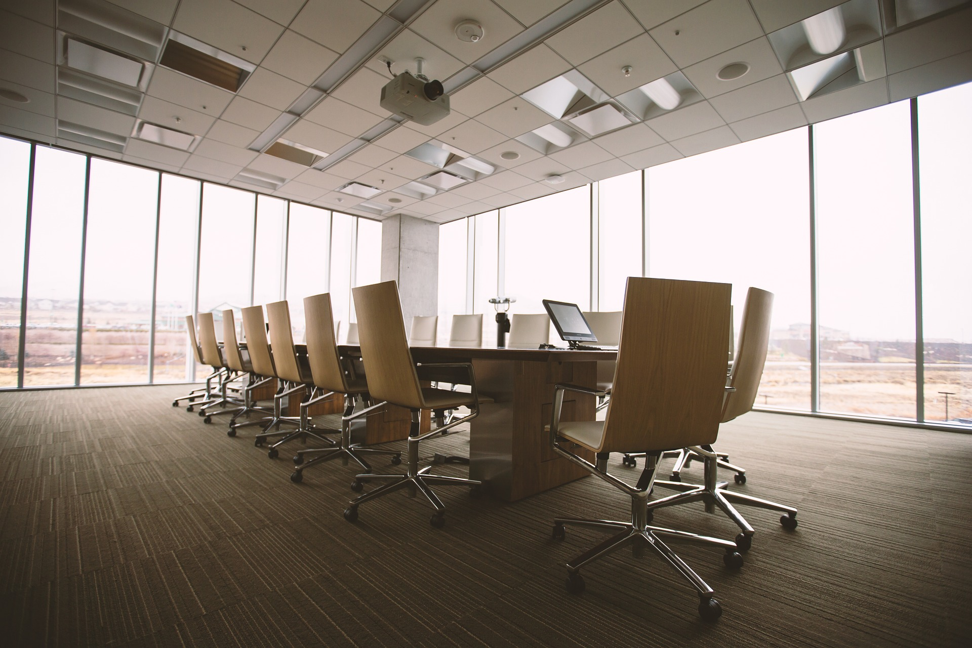 Conference room (image: Pixabay, public domain)