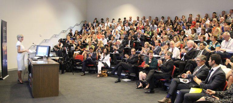 Julie Bishop speaking at AAC 2017
