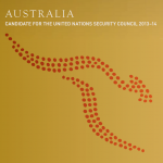 Australian aid volume: an international burden-sharing perspective