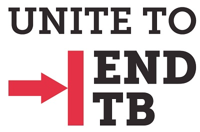 Unite to End TB logo