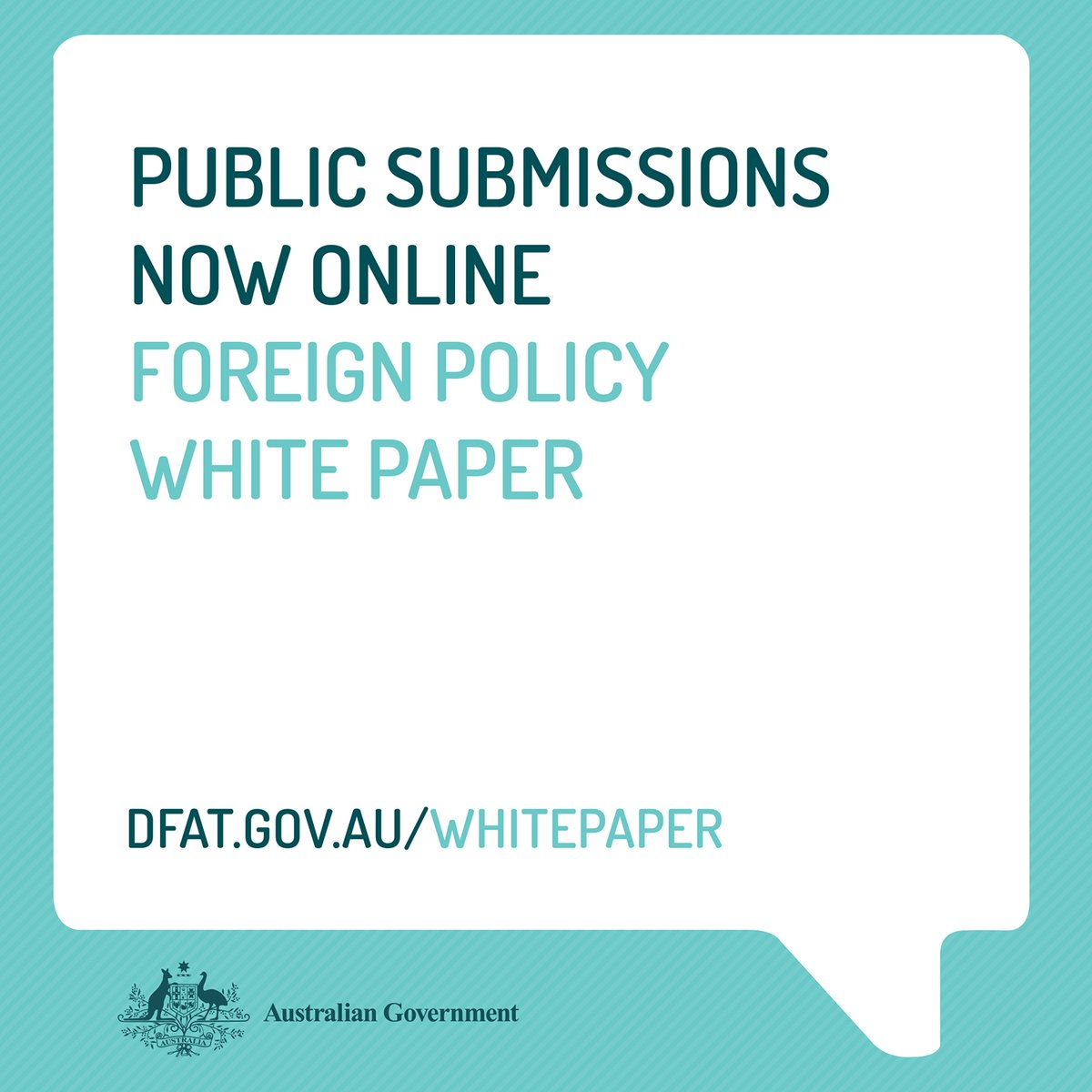 FP White Paper submissions now online