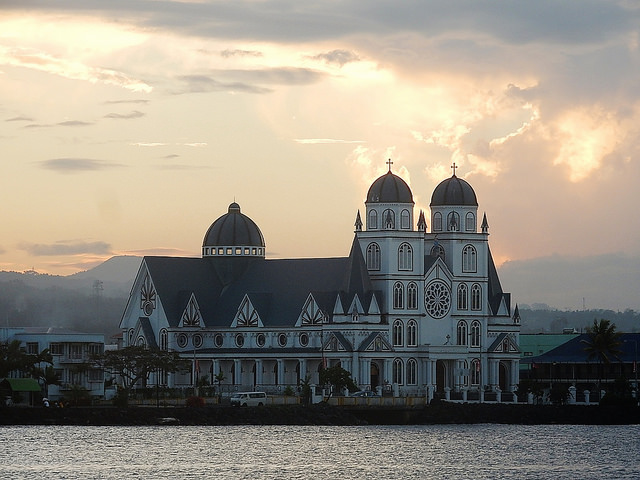 Immaculate Conception Cathedral, Apia (Flickr/Michael Coghlan CC BY-NC 2.0)
