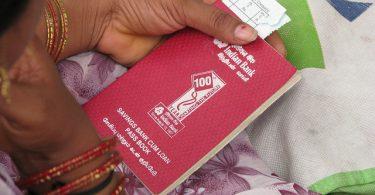 Savings passbook, India (McKay Savage/Flickr CC BY 2.0)