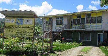 Bougainville Healthy Community Program