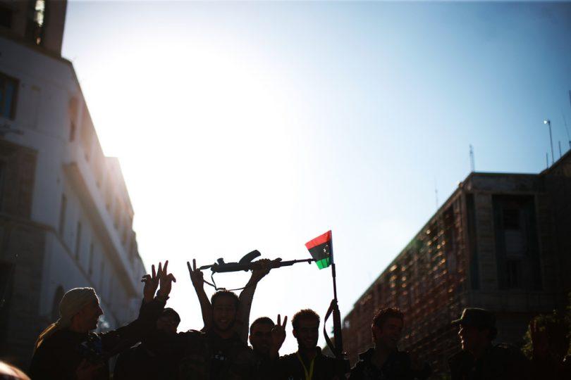 "Libya Celebrates ""Tripolitanian Republic"" Declared against Colonial Rule (Flickr/UN Photo/Iason Foounten CC BY NC ND 2.0)"