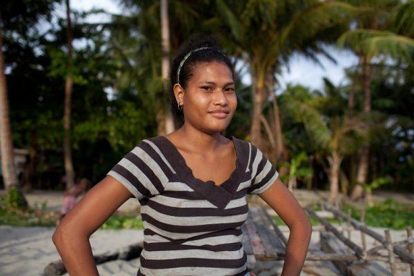 Woman in Bonanamo, PNG (MSIA/Greenwood)