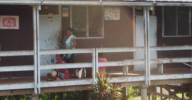 Health facility, PNG (image: Grant Walton)