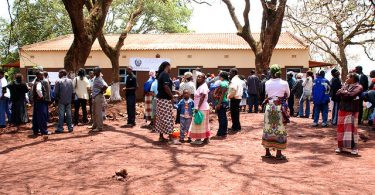 Polling station, Namaacha, Mozambique 2009 (Commonwealth Secretariat/Flickr CC BY-NC 2.0)