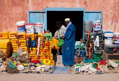 Local market, Nouadhibou, Mauritania (Evgeni Zotov/Flickr CC BY-NC-ND 2.0)