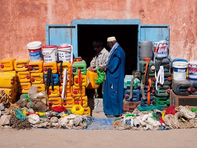 Local market, Nouadhibou, Mauritania (Evgeni Zotov/Flickr CC BY-NC-ND 2.0)