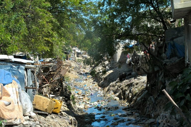 Sewage, Haiti (Letting Go of Control/Flickr CC BY-NC-ND 2.0)