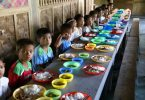 Dining room in a school, Isla de Basilan, Mindanao (Javier Marmol/CIDSE/Flickr CC-BY 2.0)