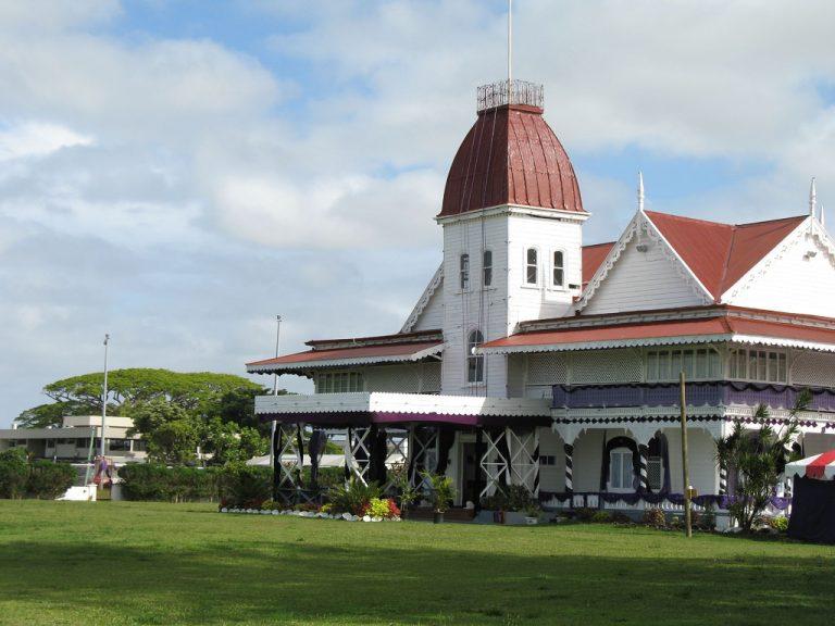 Royal palace, Nuku'alofa, Tonga (Antoine Hubert/Flickr CC BY-ND 2.0)