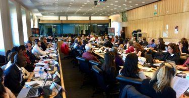 UN Experts Workshop on Witchcraft and Human Rights, Geneva, 2017 (Philip Gibbs, Divine Word University)