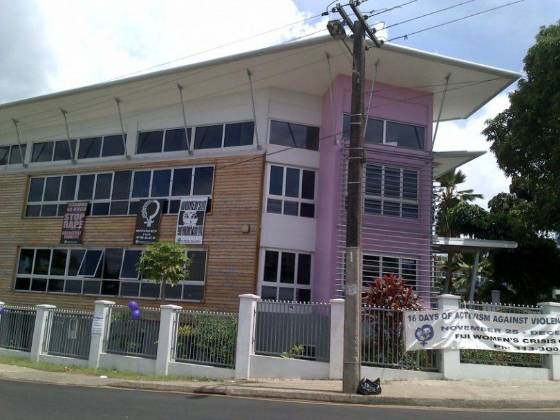 Fiji Women's Crisis Centre (Photo courtesy of Fiji One)