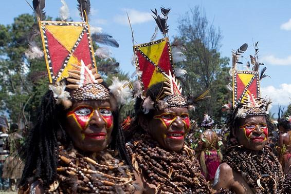 Goroka Show, PNG (Carsten Brink/Flickr CC BY-NC-ND 2.0)