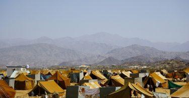Mazrak Camp, Yemen (Annasofie Flamand/IRIN/Flickr CC BY-NC-ND 2.0)
