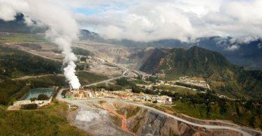 Barrick Gold Porgera gold mine (Credit: ABC)