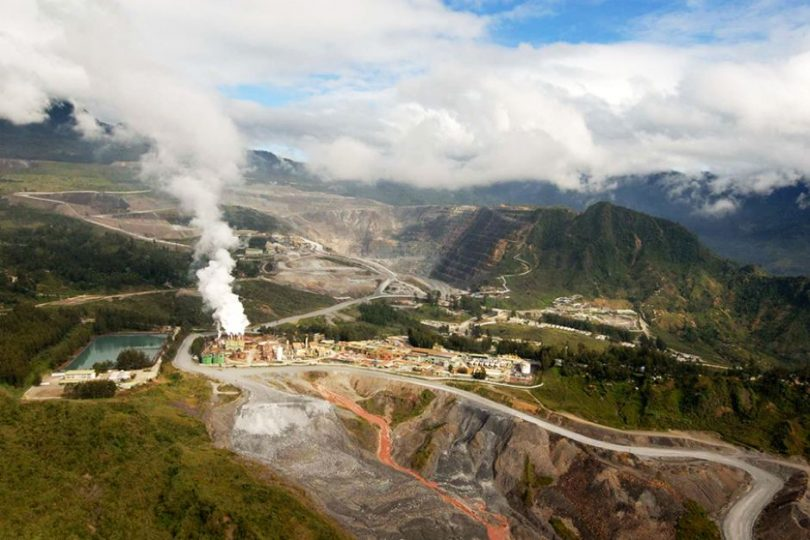Barrick Gold Porgera gold mine (Credit: ABC)