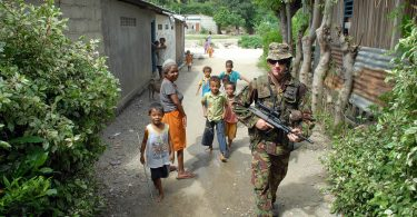New Zealand Defence Force in Dili, Timor Leste 2007 (New Zealand Defence Force/Flickr CC BY 2.0)