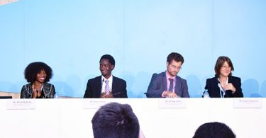 Side event at COP23 (ILO in Asia and the Pacific/Flickr/CC BY-NC-ND 2.0)