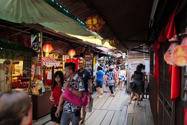 Chew Jetty, George Town, Malaysia (Marcin Pieluzek/Flickr/CC BY 2.0)