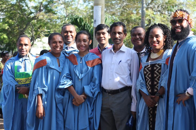 UPNG graduation 2018