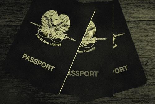Papua New Guinean passports (Credit: evietnamvisa.com)