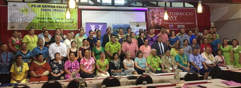 2018 Samoa Palliative Care Forum (Credit: Asia Pacific Hospice Palliative Care Network)