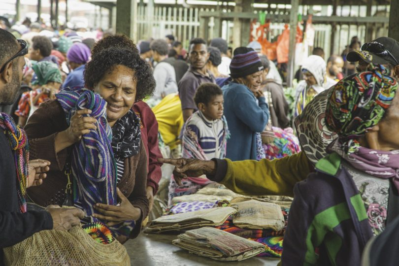 REAL Impact is working with PNG artisans to take their work to the global handicraft market (Credit: REAL Impact)