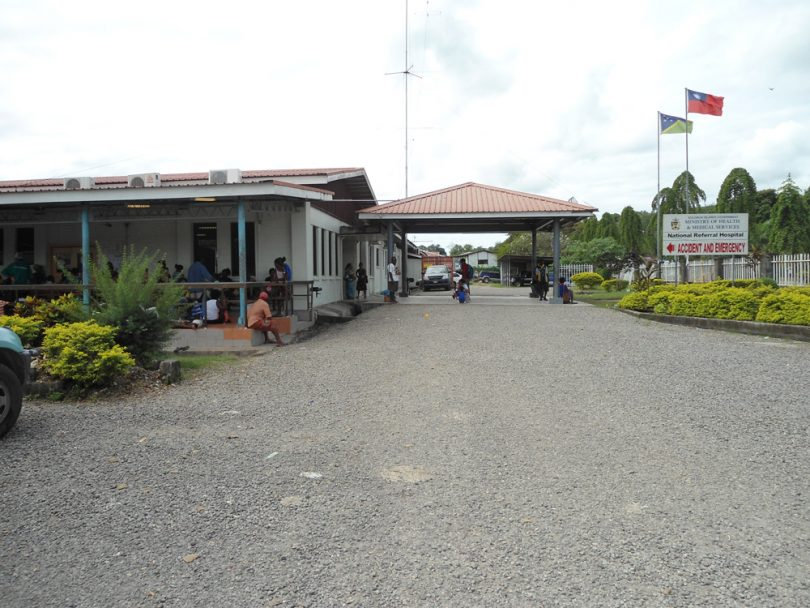Solomon Islands National Referral Hospital (Credit: sendhope.org)