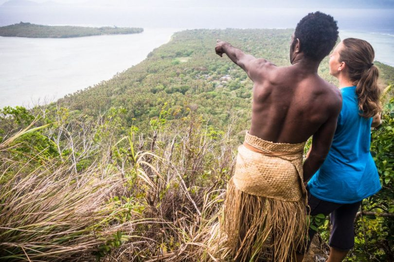 Sleeping Mountain Tour, Motalava, Vanuatu (Credit: David Kirkland Photography)
