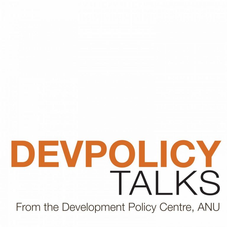 Devpolicy Talks