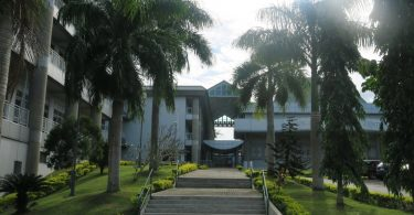 USP's Laucala Campus in Suva, Fiji (Credit Development Policy Centre))