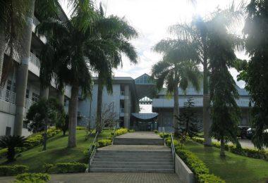 USP's Laucala Campus in Suva, Fiji (Credit Development Policy Centre))