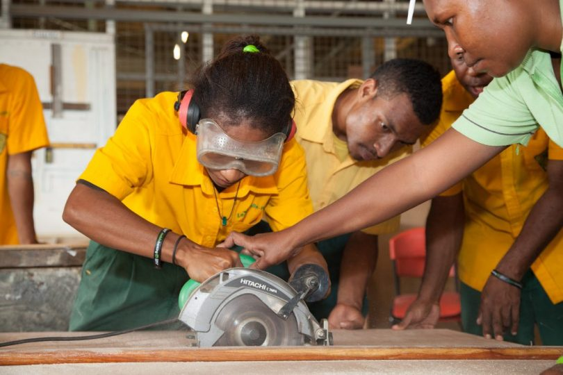 Hohola Youth Development Centre, PNG (DFAT/Flickr CC BY 2.0)