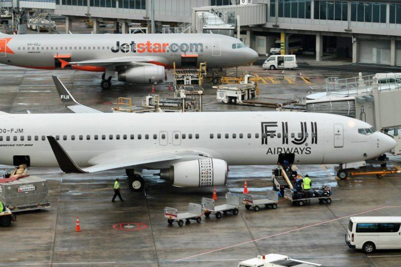 Jetstar and Fiji Airways (Umedha Hettigoda/Flickr CC BY-SA 2.0)