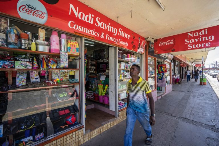 Nadi Saving Store, Nadi Fiji (Asian Development Bank)