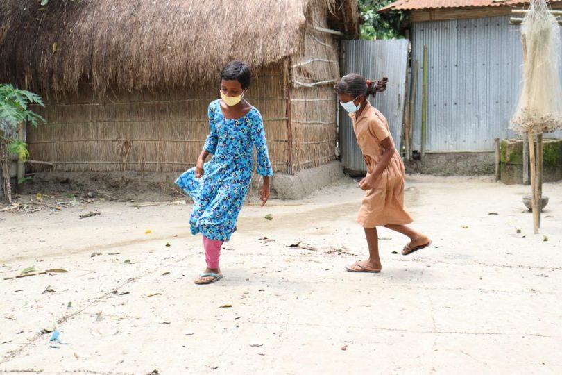 The COVID-19 pandemic poses a serious global threat to children's safety (World Vision)